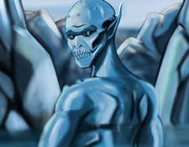 #43 untuk Design 1 Sci-Fi Character Art -- 2 oleh mykwago
