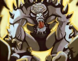 #49 untuk Design 1 Sci-Fi Character Art -- 2 oleh mykwago