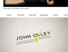 #172 para Design a Logo for John Oxley Motors por timedsgn