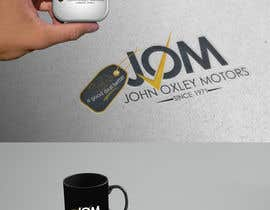 #609 para Design a Logo for John Oxley Motors por pixelhubdesings