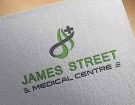 sweet88 tarafından Design a Logo for James Street Medical Centre için no 43