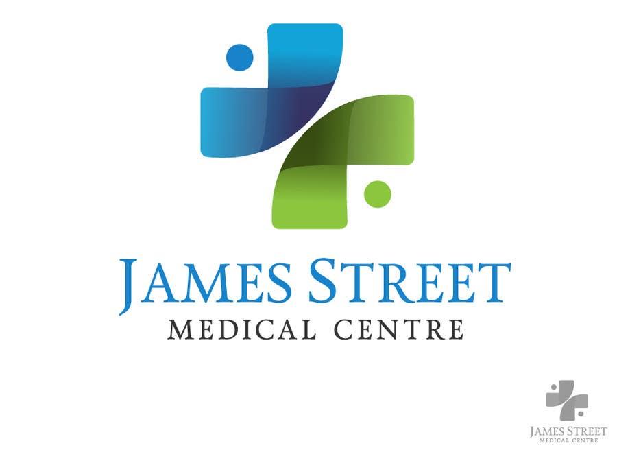 Penyertaan Peraduan #51 untuk Design a Logo for James Street Medical Centre