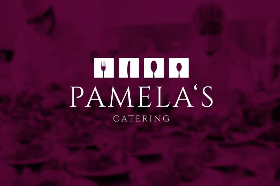 Penyertaan Peraduan #83 untuk Design a Logo for Pam's Catering   or Pamela's Catering