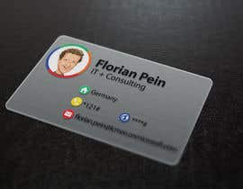 #110 untuk Design of my new Business Card oleh muhammadmahmud