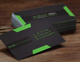 #93 untuk Design of my new Business Card oleh razanraz48