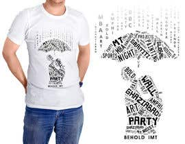 #9 untuk Design a T-Shirt as per the description with a touch of creativity oleh sandrasreckovic