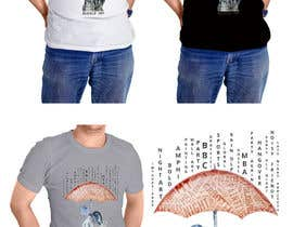 #10 untuk Design a T-Shirt as per the description with a touch of creativity oleh sandrasreckovic