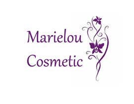 #4 untuk Design of a logo for a cosmetics shop oleh vladmokan