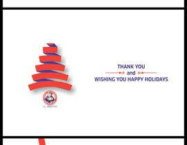 #4 untuk Holiday Greeting Card oleh upiculin