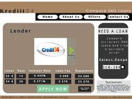Contest Entry #7 for Create a Layout/Design for PayDay Loan Comparison Website