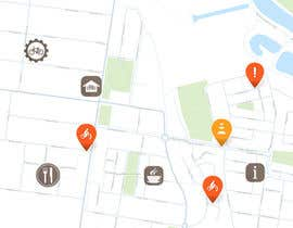 #37 untuk Design some safety icons for a map on our website oleh lydias90
