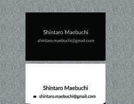 lipiakhatun586 tarafından Design 2 very simple Business Cards için no 31