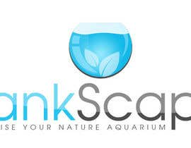 #63 for Logo design for Tankscape (Nature Aquarium Store) by SheryVejdani