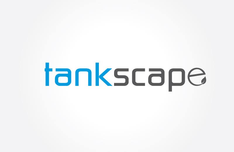 #36 for Logo design for Tankscape (Nature Aquarium Store) by XpertgraphicD