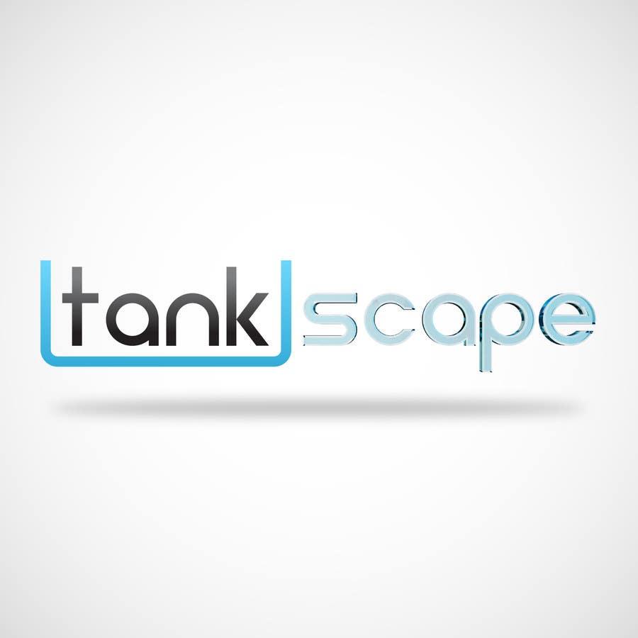 #21 for Logo design for Tankscape (Nature Aquarium Store) by LSVisuals