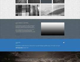 ganzam tarafından Design a Website Mockup için no 7