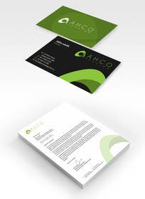 #39 for Ahco Trading - Business Card & Letterhead Template by ezesol