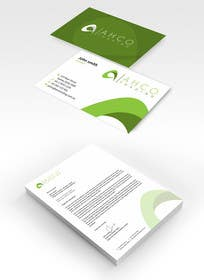 #42 for Ahco Trading - Business Card & Letterhead Template by ezesol