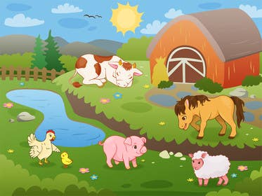 #27 for Children Puzzle App Test illustration by estrelladeques0