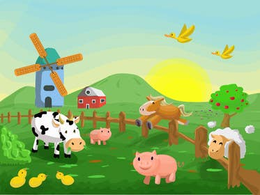#30 for Children Puzzle App Test illustration by eduardobravo