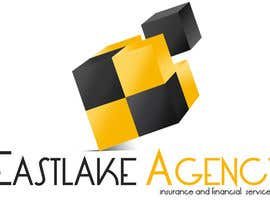 #436 para Logo Design for EastLake Agency de ninzz052489