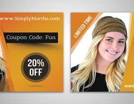 #38 untuk Design a 20% OFF coupon oleh sanaullahsayem