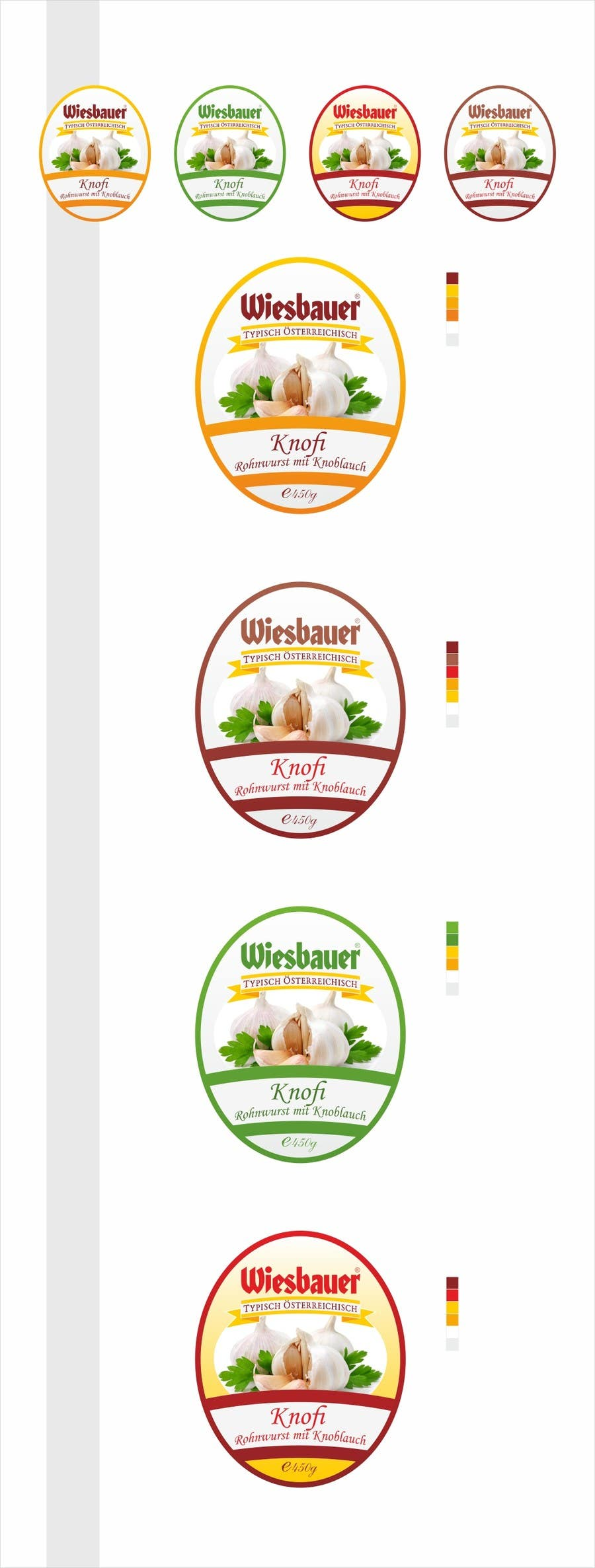 #80 for Graphic Design- Label by ICiprian