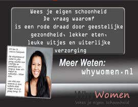 #23 for Design a Facebook landing page for whywomen.nl af juntenx