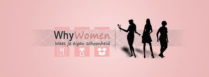 #6 for Design a Facebook landing page for whywomen.nl by AliBelaj
