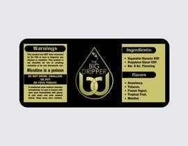 #8 untuk Design Our Label for an eLiquid Brand oleh Shrey0017