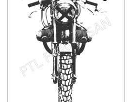 #7 cho Vector Design, Logo Style for Motorcycle Brand, based on motorcycle photo bởi alungpan