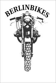 #8 for Vector Design, Logo Style for Motorcycle Brand, based on motorcycle photo by alungpan