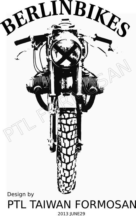 #16 for Vector Design, Logo Style for Motorcycle Brand, based on motorcycle photo by alungpan