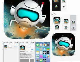 #4 para Redesign App Icon for Mobile Game por GreenGooDesign