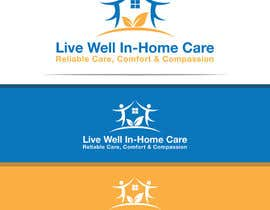 "ibrandstudio tarafından Design a Logo For ""Live Well In-Home Care"" için no 60"