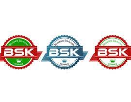 #29 untuk Ontwerp een logo (BSK) oleh joelsonsax