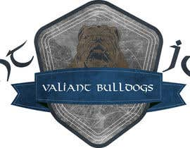 vad1mich tarafından Valiant Bulldog Logo Design için no 44