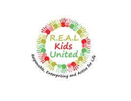 gurusinghekancha tarafından Design a Logo: REAL Kids United için no 50