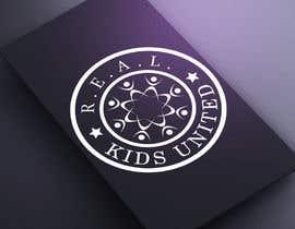 Z4Art tarafından Design a Logo: REAL Kids United için no 46