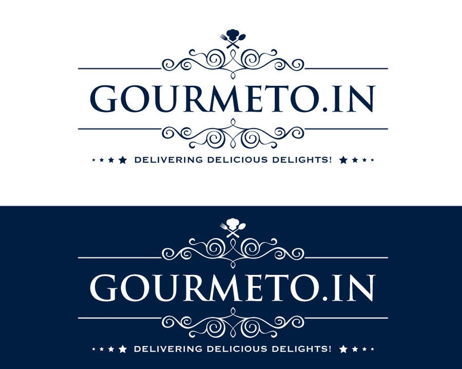 #73 for Design a Logo for my website: Gourmeto.in by subhamajumdar81
