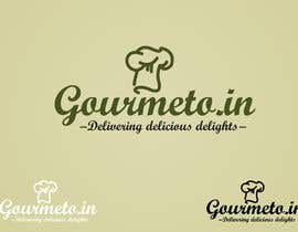 #55 for Design a Logo for my website: Gourmeto.in by waseem4p