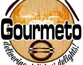 #65 untuk Design a Logo for my website: Gourmeto.in oleh Abhilash26