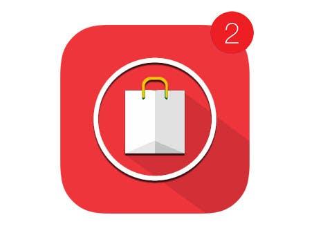 Penyertaan Peraduan #20 untuk Design a logo and a icon for a mobile application