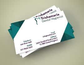 #19 untuk Design Some Dental Themed Business Cards oleh petersamajay