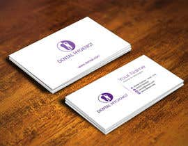 #68 untuk Design Some Dental Themed Business Cards oleh IllusionG