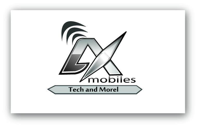 #44 for Design a Logo for a Mobile Sales and Repair Company by sorowarems