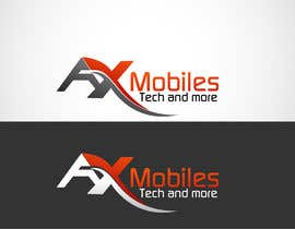#56 untuk Design a Logo for a Mobile Sales and Repair Company oleh Don67