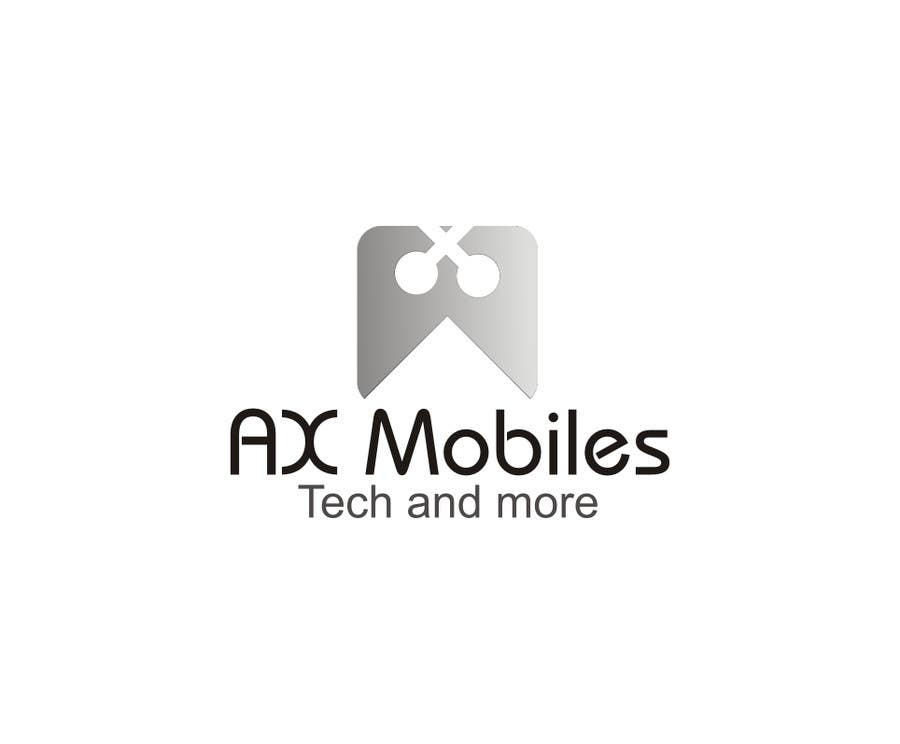 #58 for Design a Logo for a Mobile Sales and Repair Company by ibed05