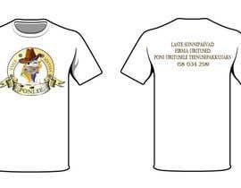 #1 untuk Design a T-Shirt for Poni.ee oleh mydearestmariaa