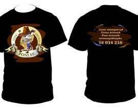 #5 untuk Design a T-Shirt for Poni.ee oleh phanhuytam